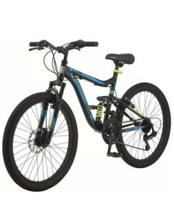 "Mongoose Trail Blazer Mountain Bike, 24"" wheels, 21 speeds,"