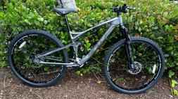 mongoose xr pro Aluminum 29er enduro mountian comp bike bicy