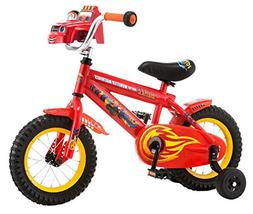 Mongoose Blaze Monster Truck Blaze, 12 inch Kids Bike