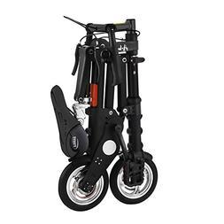 Mophorn Folding Bike Single Speed Foldable Bicycle 8 Inch Fo