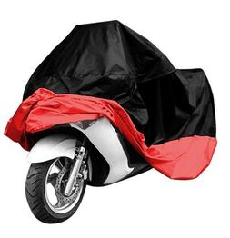 Docooler Motorcycle Bike Moped Scooter Cover Waterproof Rain