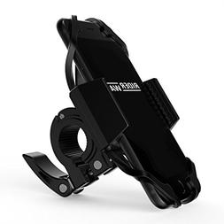 RiderWays Motorcycle and Bike Cell Phone Mount for Handleba