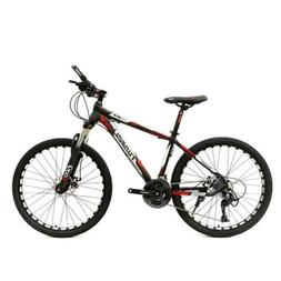 Mountain Bike 27 Speed Mountain Bicycle 26 inch Off-Road Bic