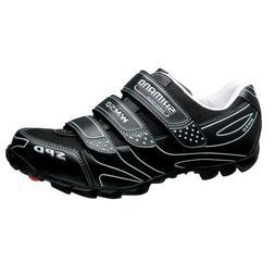 Shimano Women's Mountain Bike Shoes - SH-WM50 Black/Light Bl