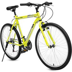 "Merax 26"" Mountain Bike Aluminum Frame 18-Speed 26-inch Bicy"
