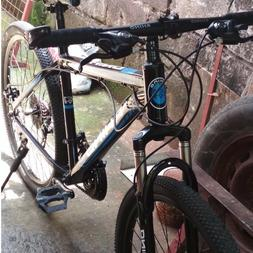 """Men's Mountain Bike 29"""" Bicycle Shimano Full Suspension 21 S"""