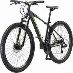 Mountain Bike Mens Schwinn Rugged Off Road Tires 29 Inch 21