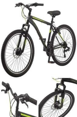 Mountain Bike Mens Schwinn Rugged Off Road Tires 26 Inch 21