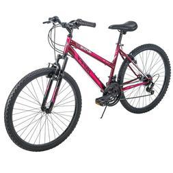 Huffy Mountain Bike Women's 26 inch Alpine, Red NEW