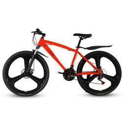 Mountain <font><b>Bike</b></font> Bicycle 30 Speed 26 Inch <