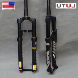 LUTU Mountain MTB Bike 26//27.5//29in Suspension Fork 140mm Travel Crown Adjust