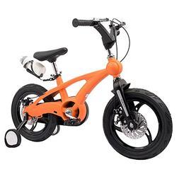 Boys and Girls Mountain Baby Scrub Carriage One Wheel 14 16