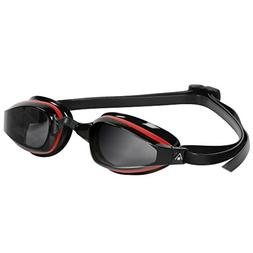 MP Michael Phelps K180 Goggle Smoke Lens Red/Black