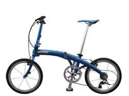 Dahon Mu Ex Camibean 92-2-53 Folding Bike Bicycle