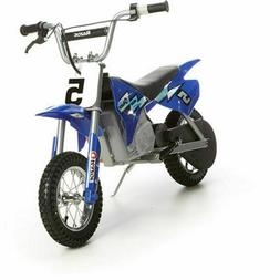 Razor MX350 Dirt Rocket Electric Motocross Bike - Blue *New