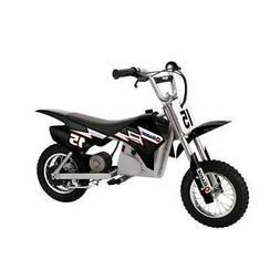 Razor MX400 24V Dirt Rocket Electric Motorcycle Bike | Black