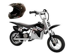 Razor MX400 Dirt Rocket 24V Electric Toy Dirt Bikes, 1 Black
