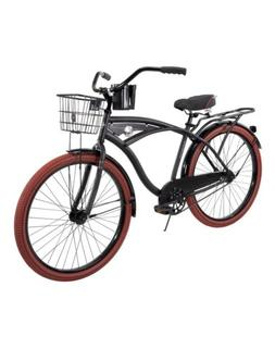 """🔥HuffyNel Lusso 26"""" in Men's Cruiser Bike Bicycle MATTE"""