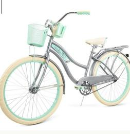 Huffy, Nel Lusso Classic Cruiser Bike with Perfect Fit Frame
