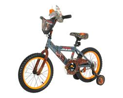 "New Dynacraft 16"" Jurassic World Bicycle with Lights & Sound"