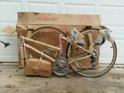 """NEW 1990s Schwinn Caliante Girls Road Bike Pink Rose 24"""" Whe"""