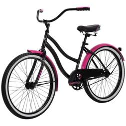 *NEW* Huffy 24 inch Cranbrook Girls Cruiser Bike For Women-