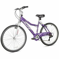 "NEW! Kent 26"" Avalon Cruiser Women's Bike With Full Suspensi"