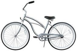 "NEW 26"" Women Beach Cruiser Bicycle Bike Firmstrong Urban wh"