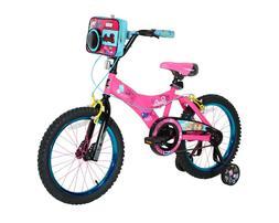new barbie girls bike pink 18 hand