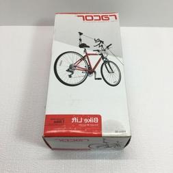 New Bicycle Bike Lift Racor Garage Ceiling Mount Storage Org