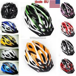 NEW Bicycle Helmet Bike Cycling Adult Adjustable Unisex Safe