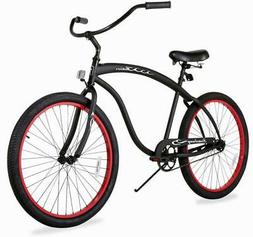 "New Firmstrong Bruiser 26inch "" Mens 1 single speed Beach Cr"