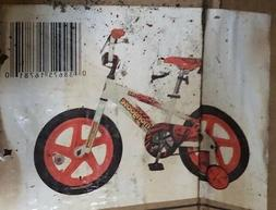 """NEW IN BOX - MONGOOSE 16"""" BOY'S ORANGE BIKE - PICK UP ONLY"""