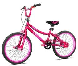 "NEW Kent 20"" Girls2 BMX Bike 2 Cool Pink Kid Outdoor Activit"