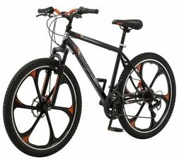 New Mongoose Mack Mag Wheel Mountain Bike, 26-inch wheels, 2