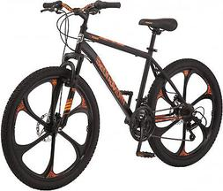 New Mens Frame Mongoose Mack Mag Wheel Mountain Bike 26-inch