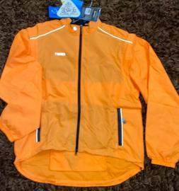 New Canari Mens XXL Cyclewear Cycling Razor Jacket 1721 SOR-