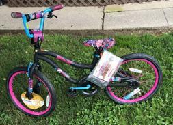 """NEW Monster High Dynacraft Girls BMX Street/Dirt Bike 20"""""""
