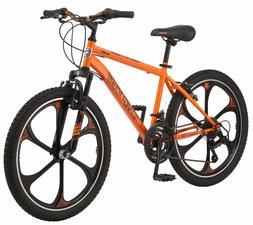 New Mongoose Mountain Bike Alert Mag Wheel 24-inch 7 Speeds