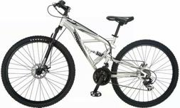 NEW Mongoose R2780 Impasse Dual Full Suspension Bicycle
