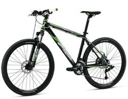 "NEW Mongoose Tyax Sport Mountain Bike - 26""  Black"