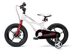 Royalbaby Space Shuttle Magnesium Kid's Bike, 14 inch Wheels