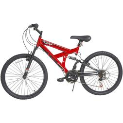 "NEXT 24"" Gauntlet Boys Bike Red, New in Box Dynacraft Mounta"