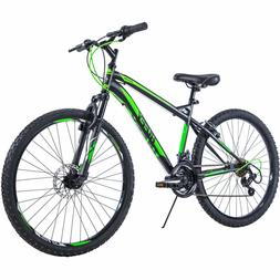 "26"" Huffy Mens' Nighthawk Mountain Bike, Black"