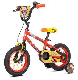 "Ninja Boy's Kids Bike Bicycle Ryan's World 12"" Ride Riding O"