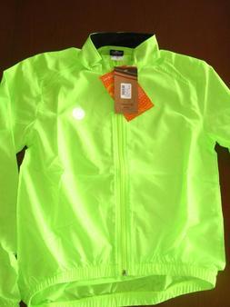 NWT Canari Women's Cycling Bike Microlight Jacket Killer Yel