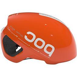POC Sports Octal Aero AVIP Helmet Zink Orange Small