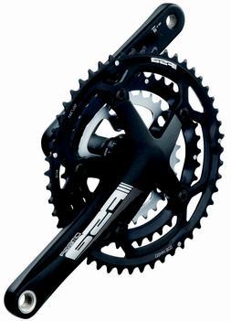 41dbb621c00 FSA Omega 10 speed Triple Road Crankset 175mm 50-39-30 w/ Th