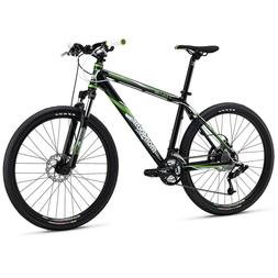 ON SALE! $600 Mongoose Black Tyax Sport Mountain Bike - 26""