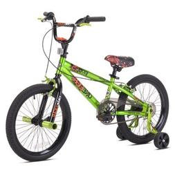 """18"""" Boy's One Eight BMX Bicycle With Hi Tensile Steel Frame"""